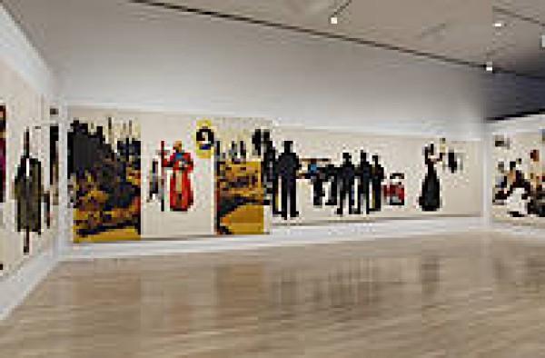 Imagen de la Bienal. Cortesía del Hammer Museum