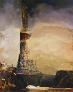 Babel (Corpus: Spheres of Purgatory)  Adversarially Evolved Hallucination, 2017  © Trevor Paglen. Cortesía del artista y  Altman Siegel, San Francisco. Cortesía del Museo Tamayo