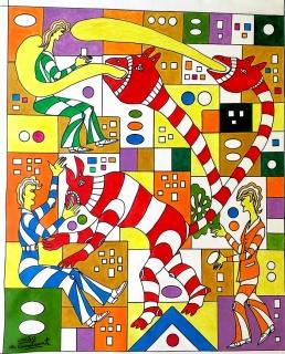 Otto Cavalcanti — Cortesía de Abartium galería de arte