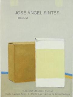 José Angel Sintes. Resum