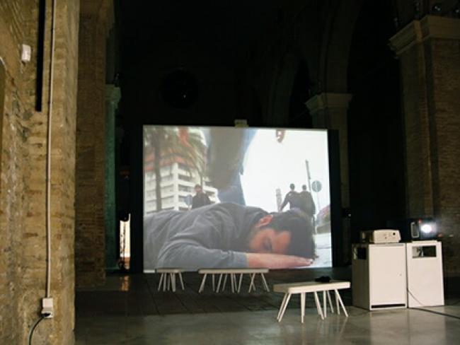 Mecanismos expresivos del videoarte en el arte contemporáneo – Cortesía de 13 ESPACIOarte