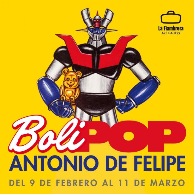 Antonio de Felipe. Bolipop