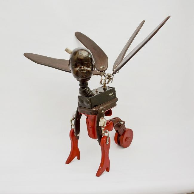 El angel que hirio la tierra