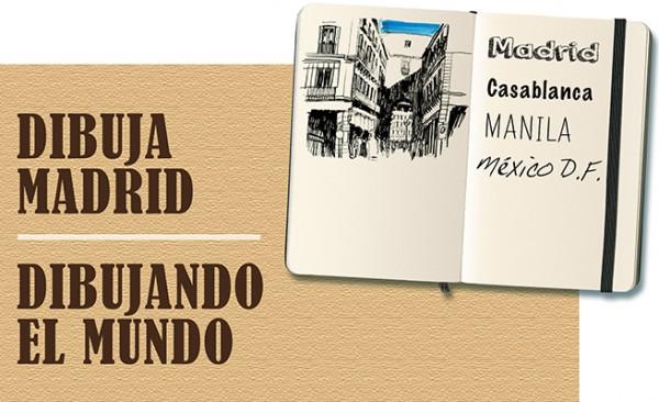 Dibujamadrid - DIBUJANDO EL MUNDO