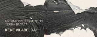 Keke Vilabelda. Estratos y Sedimentos