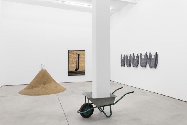 Vista de la exposición – Cortesía de la Galeria Bruno Múrias