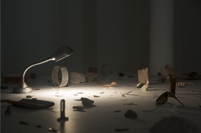 """Estrato 0"" Julia Llerena 2018"