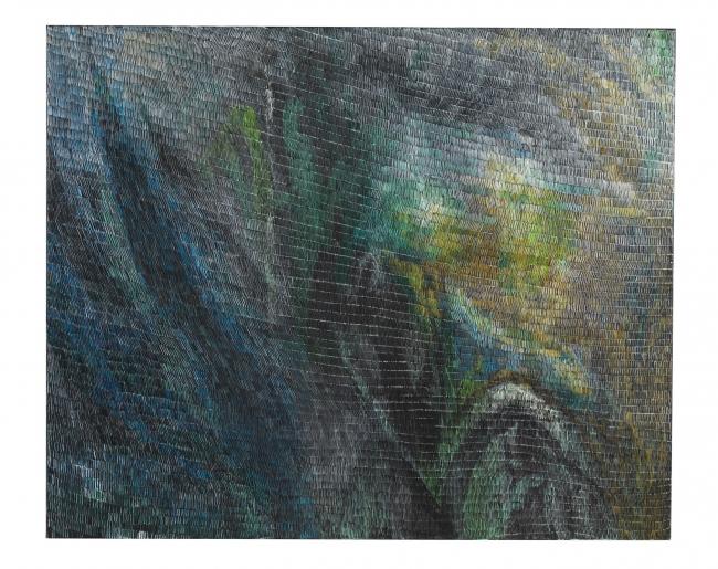 Soledad Sevilla, Nuevas lejanías 4, 2014 — Cortesía de la Galería Marlborough