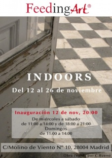 Cartel INDOORS