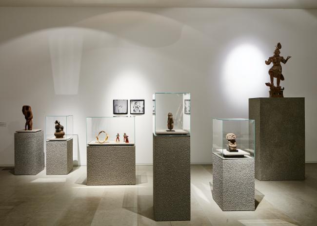 Vista de la exposición – Cortesía del Centro Internacional de las Artes José de Guimarães (CIAJG)
