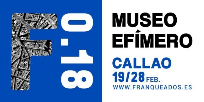 Franqueados 0.18 Museo Efímero