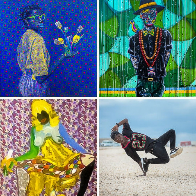 Summer Group Show Art Africa — Cortesía de Out of Africa Contemporary Art