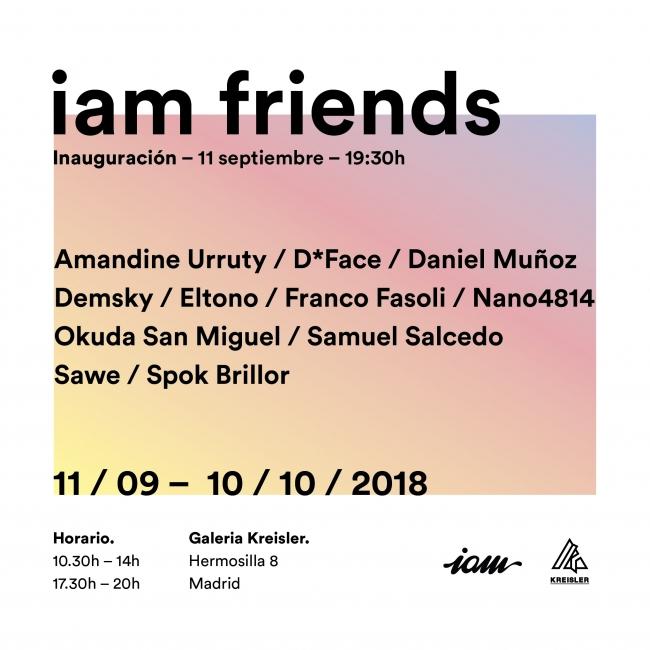 iam friends
