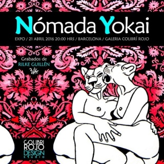 Exposición Nomada Yocai