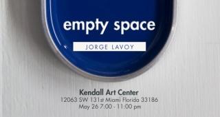 Jorge Lavoy. Empty Space