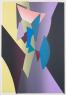 imagen: carlos amorales, el esplendor geométrico 5, 2015. cortesía del artista. foto: diego pérez. Cortesía de Kurimanzutto