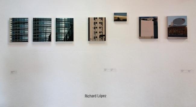 Richard López. Serie Fachadas, 2012-2017 | Ir al evento: 'Urbes'. Exposición de Arte urbano, Fotografía, Pintura en Sala William Werner. Centro de Artes Integradas / Caracas, Distrito Federal, Venezuela