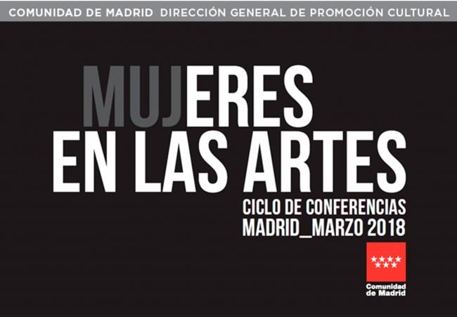 Ciclo de conferencias 'Mujeres en las artes'
