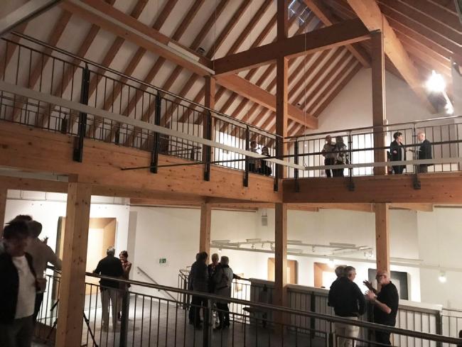 Imagen cortesía de la galeria L&B contemporary art | Ir al evento: 'Adagio'. Exposición en Essenheimer Kunstverein. Essenheim / Mainz, Rheinland-Pfalz, Alemania
