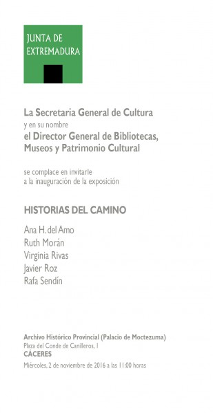 HISTORIAS DEL CAMINO