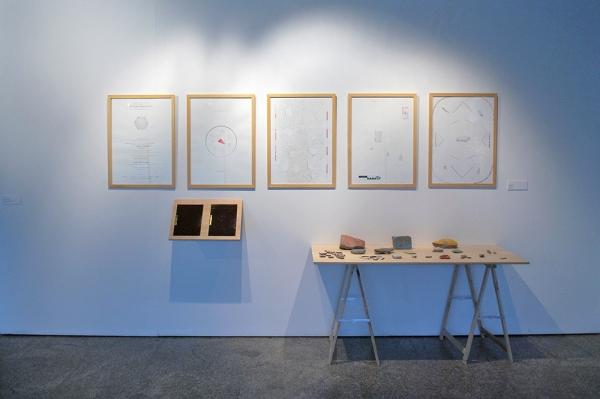 Elisa Pardo, Museo, 2015
