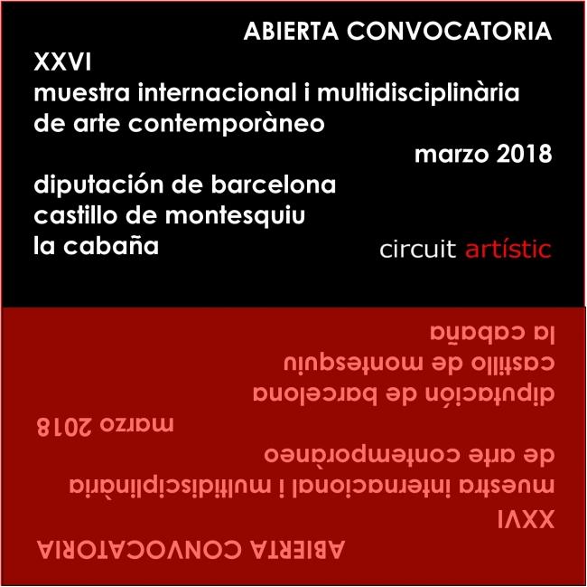 CONVOCATORIA XXVI Muestra Internacional