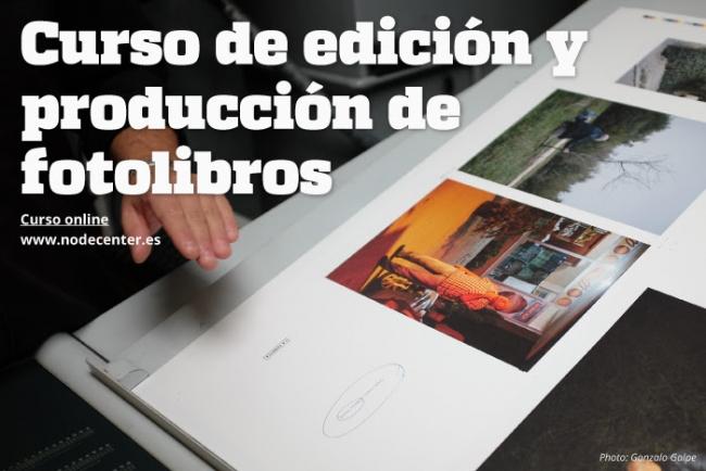 EDICIÓN Y PRODUCCIÓN DE FOTOLIBROS. Imagen cortesía Node Center