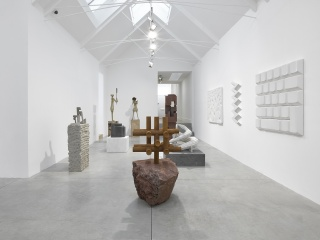 Pedro Reyes, Installation view, Lisson Gallery, 27 Bell St, London – Cortesía de Lisson Gallery