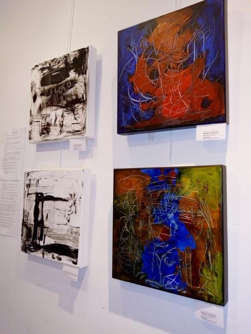 Obras de Ana María Donato