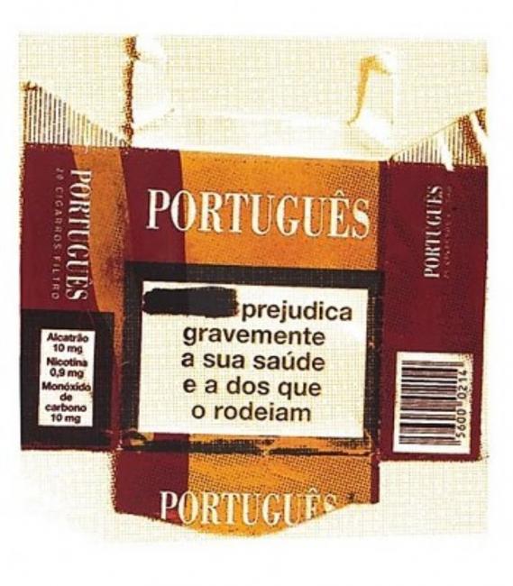 Yonamine, Português Prejudica, 2008 — Cortesía de Cristina Guerra Contemporary Art