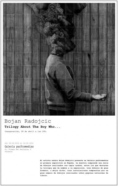 Bojan Radojcic, Trilogy About The Boy Who...