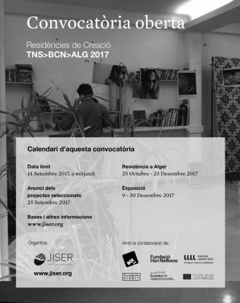 RESIDENCIAS DE CREACIÓN TNS>BCN>ALG