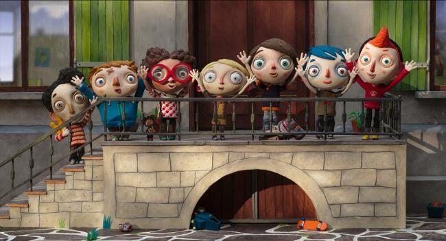 Ma vie de courgette, 2015. Claude Barras. | Ir al evento: 'Cine y emociones. Un viaje a la infancia'. Exposición en CaixaForum Girona / Girona, España