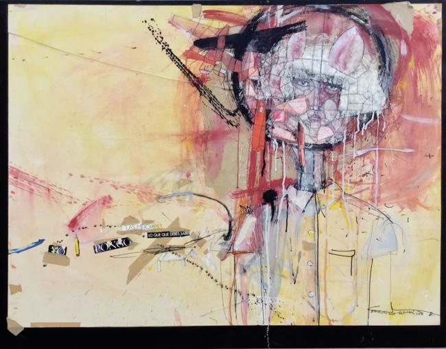 Yo pongo la mesa | Ir al evento: 'De tripas corazón'. Exposición en Apo'strophe Sala de Arte / Vigo, Pontevedra, España