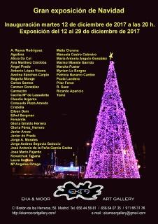 Gran exposición Navidad 2017