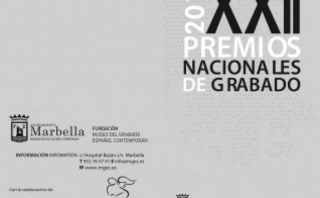 XXII Premios Nacionales de Grabado 2014