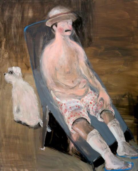 Toni Molins | Ir al evento: 'Lido (Platja de Venècia)'. Exposición de Pintura en Espai [b] / Barcelona, España