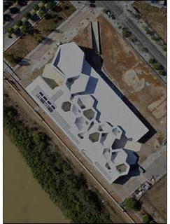 Cortesía del Centro de Creación Contemporánea de Andalucía (C3A)
