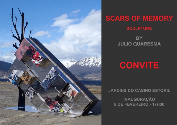 Julio Quaresma. Scars of memory