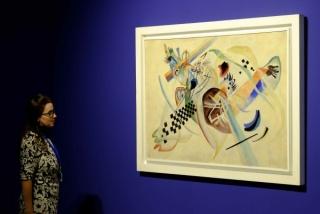 Kandinsky y Rusia