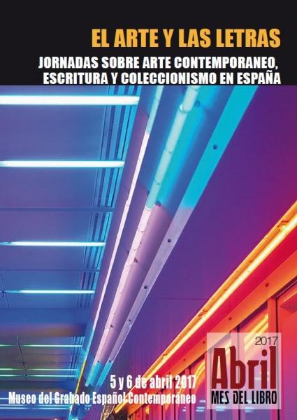 """Resultado de imagen de """"Jornadas sobre arte contemporáneo, escritura y coleccionismo en España"""""""