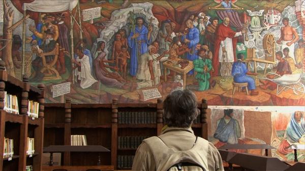 LUGAR EN NINGUNA PARTE | Ir al evento: 'Lugar en Ninguna Parte'. Exposición en Centro Cultural de España - CCE Montevideo / Montevideo, Uruguay