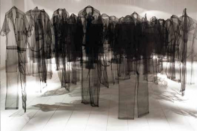 Claudia Casarino – Cortesía del Centro Atlántico de Arte Moderno (CAAM) | Ir al evento: 'Iluminando la ausencia'. Exposición en Centro Atlántico de Arte Moderno (CAAM) - Sala San Antonio Abad / Las Palmas de Gran Canaria, Las Palmas, España