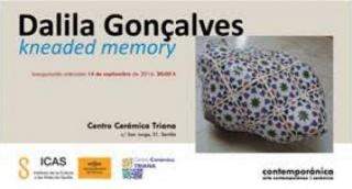Dalila Gonçalves, Kneaded Memory
