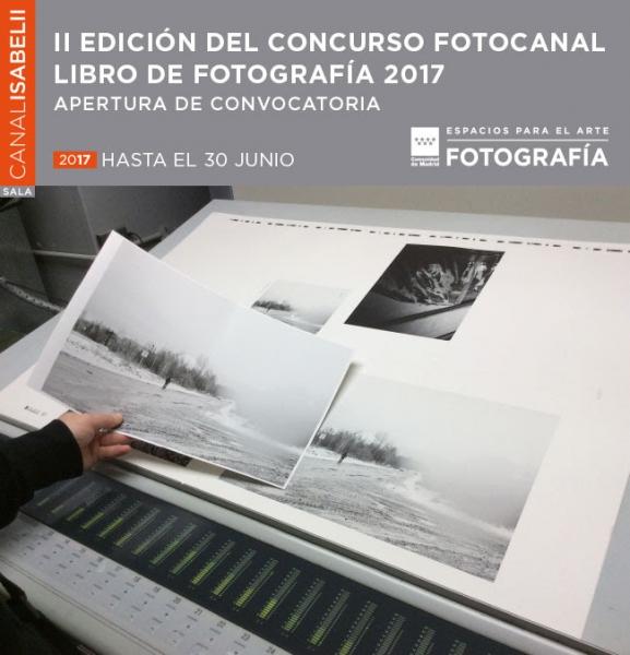 II Concurso Fotocanal. Libro de Fotografía 2017