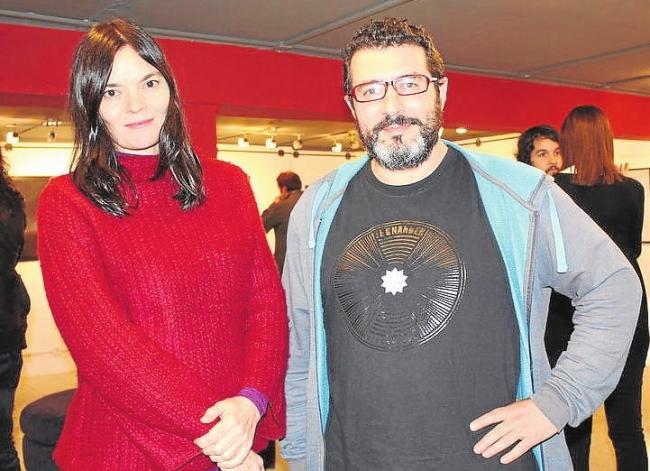 Miguel Vidal y Patricia Trigo de Soho de Vigo