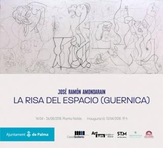 José Ramón Amondarain. La risa del espacio (Guernica)