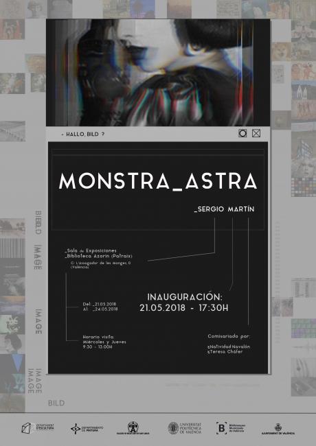 Cartel de Monstra_Astra