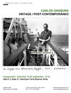 Vintage / Post contemporáneo