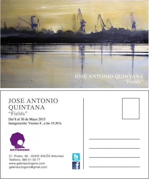 José Antonio Quintana, Fields